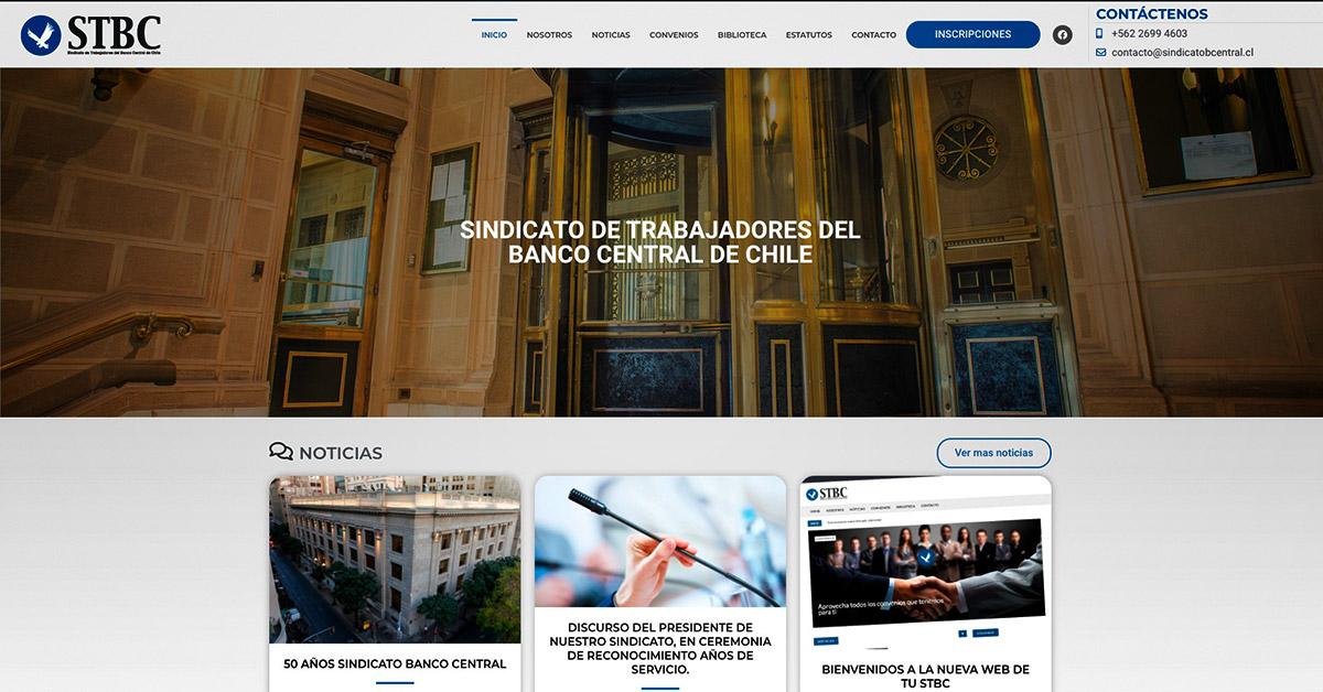 Bienvenidos a la nueva web de tu STBC